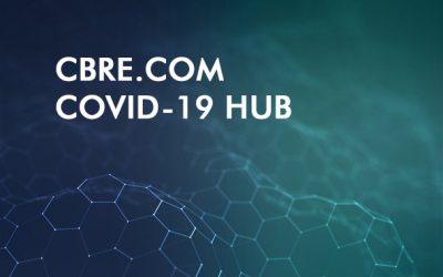 CBRE.COM COVID-19 Hub